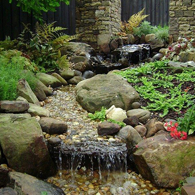 Landscape Water Feature Designer Atlanta