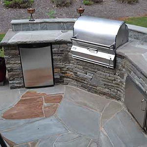 Outdoor Kitchen Construction Atlanta