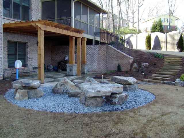 Pergolas-Pavilions-and Covered patio