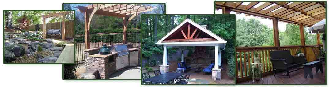 Garden and Patio Shade Structures